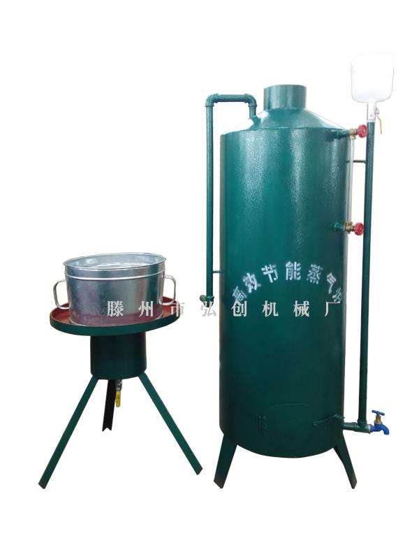 普通型無壓蒸汽鍋爐(大號)