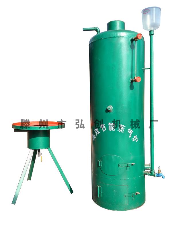 加厚型無壓蒸汽鍋爐