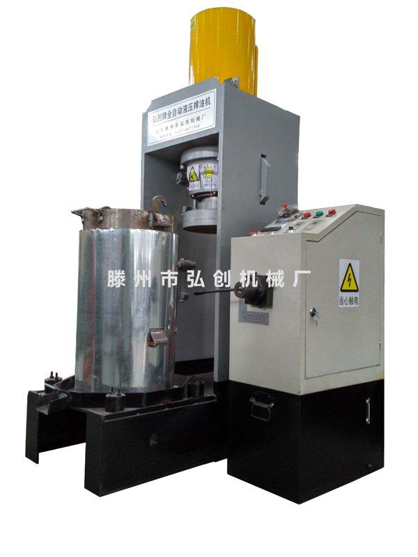 60MPa(300噸)新型液壓榨油機
