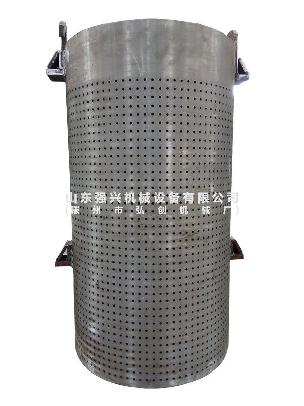 新款無縫鋼管料桶