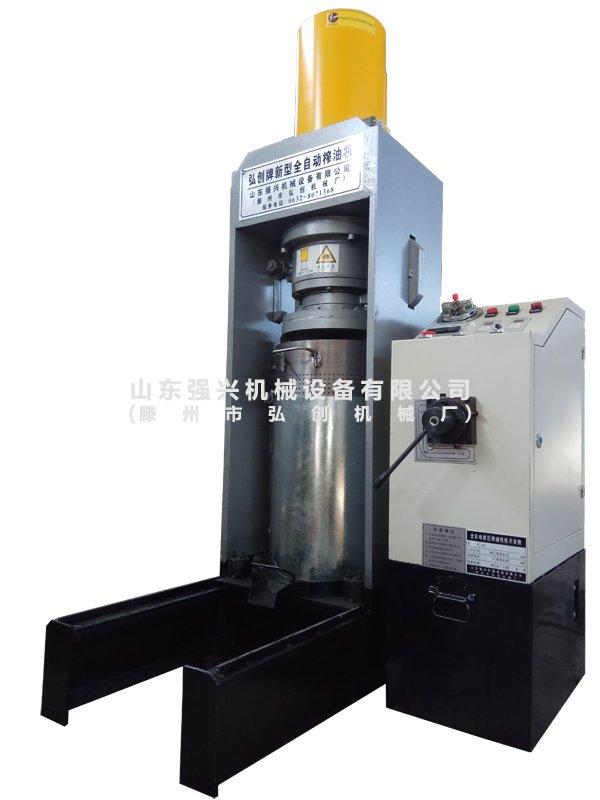 50MPa(250噸)新型立式液壓榨油機