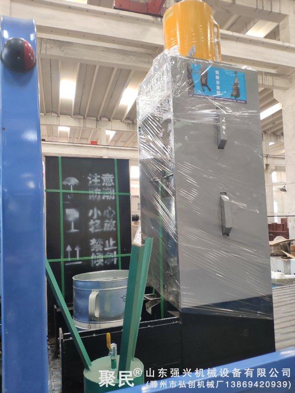 发往云南临沧凤庆县的核桃榨油机已发出压榨山核桃铁核桃泡核桃油